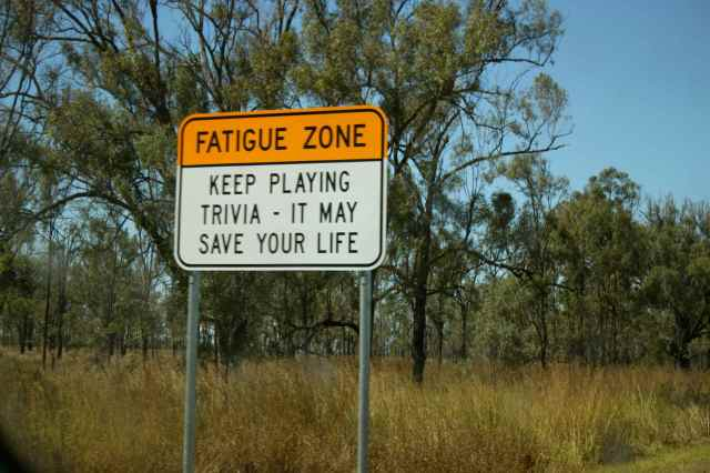 Fatigue Zone 1