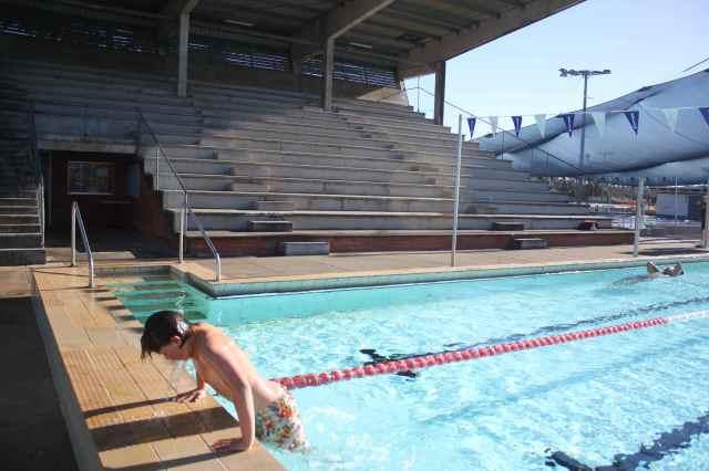 H at pool 1