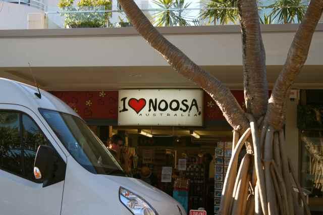 I love Noosa