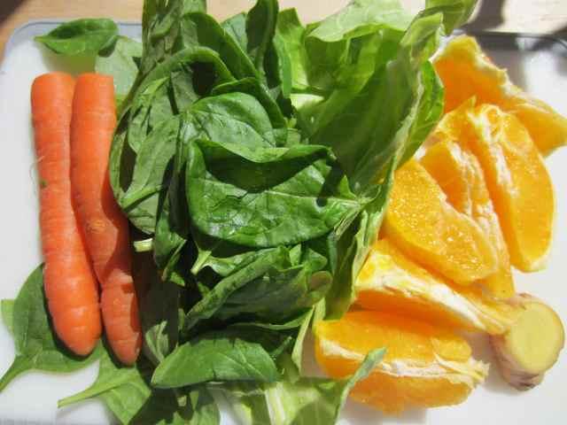juice 2 veg