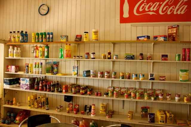 Koumala store