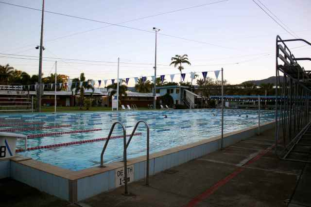 large pool Cairns