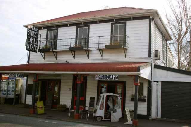 Main Street Deli & Cafe