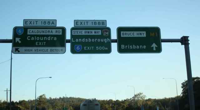 nearly at Caloundra