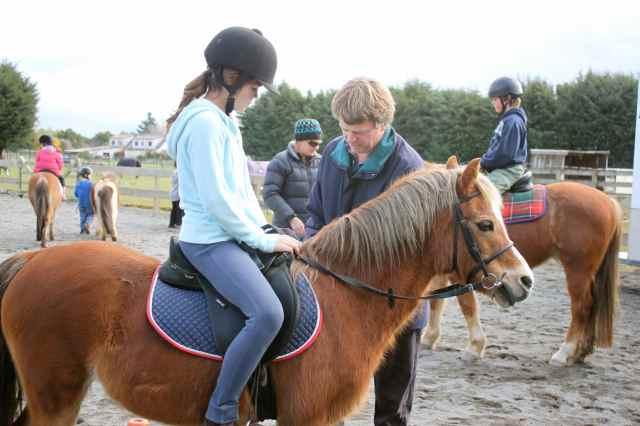 riding lesson 4
