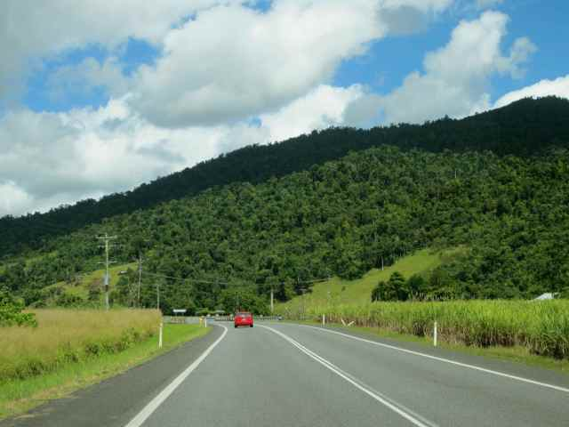 South of Cairns