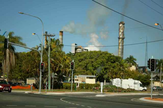 sugar mill Mackay