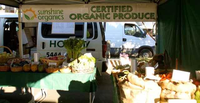 Sunshine Organics