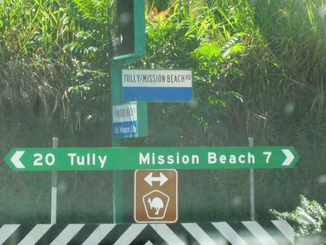 Tully MB sign