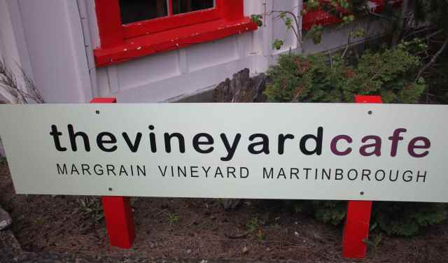 Vineyard Cafe