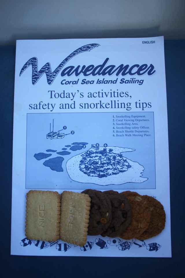 Wavedancer biscuits