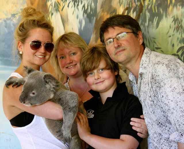 we 4 and koala