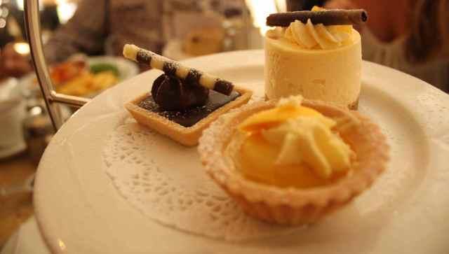 3 pastries