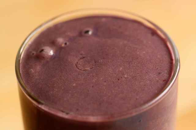 blackberry smoothie 1-9-13