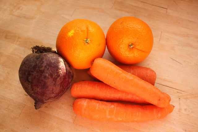 carrots etc