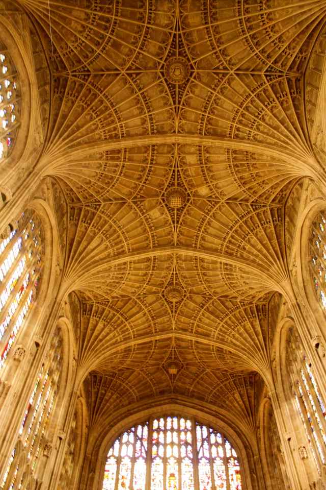 ceiling at King's