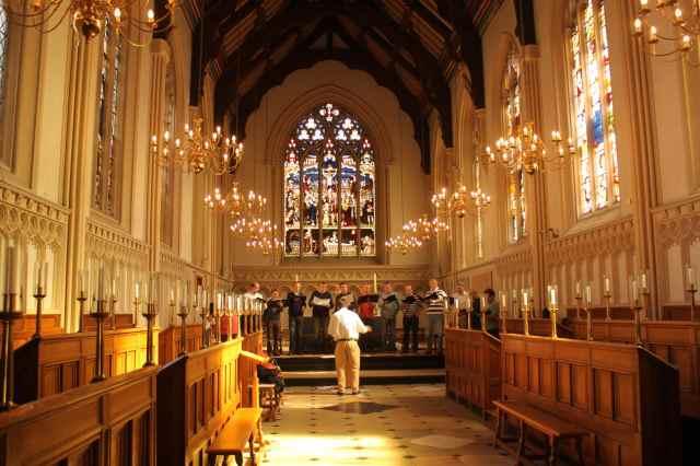 Chapel corpus christi