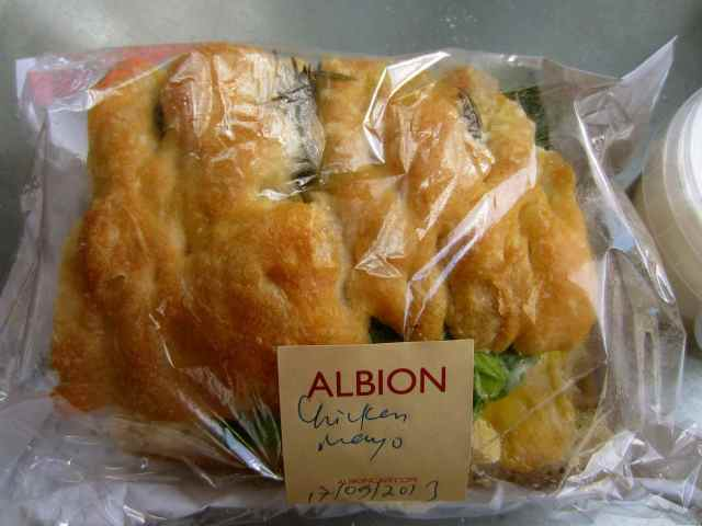 Chicken Mayo from Albion