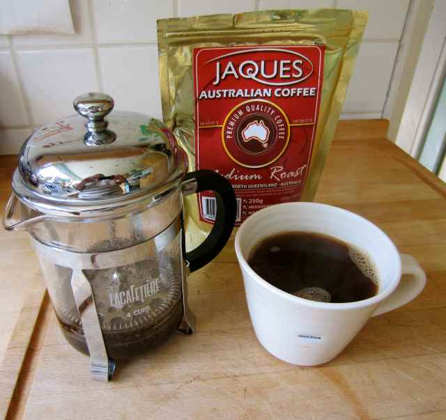 coffee Jacques