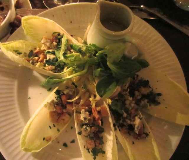 Cote salad