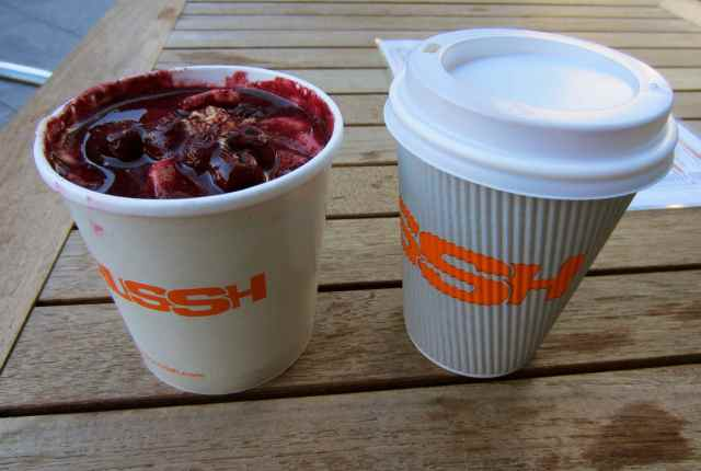 Crussh breakfast 16-9-13