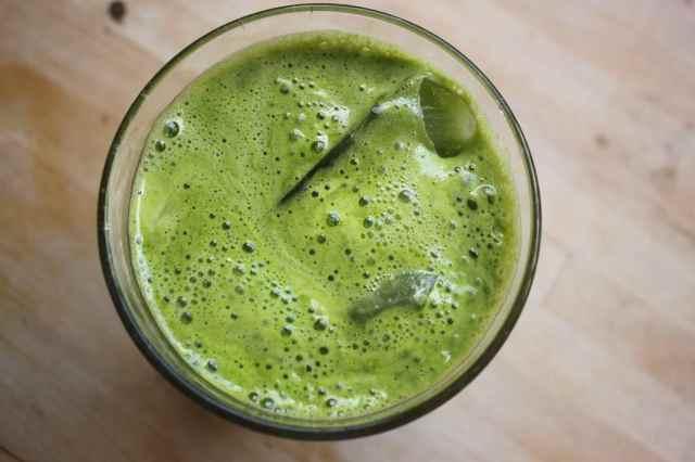 green juice 2 2-9-13