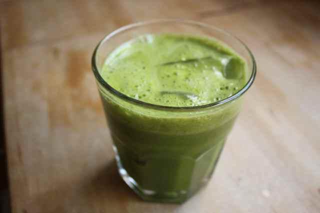 green juice 2-9-13