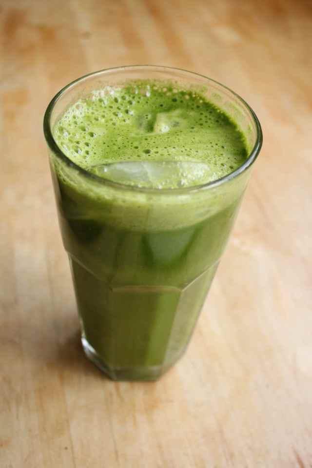 green juice 3-9-13