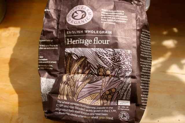 Heritage flour