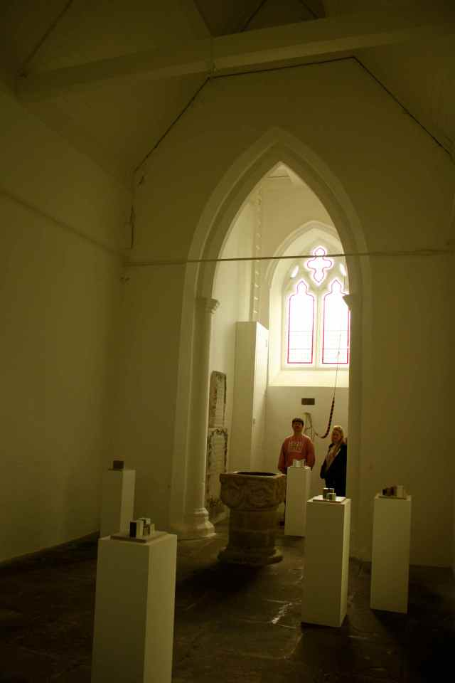 inside St.peter's church