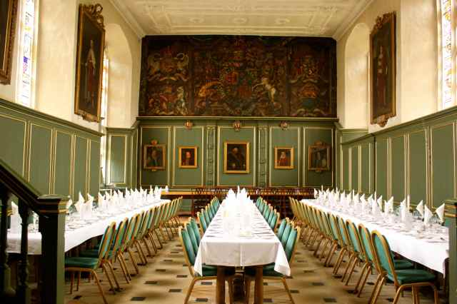 Magdalene formal dining