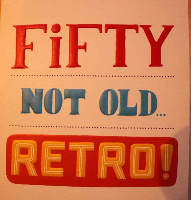 Not old Retro