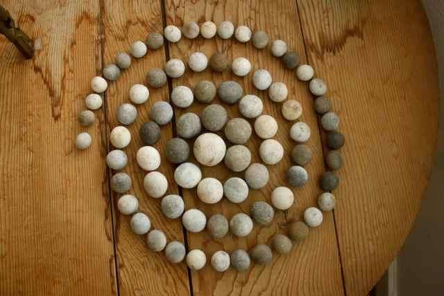 Pebbles in KYH