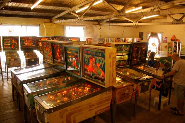 Pinball Museum Ramsgate
