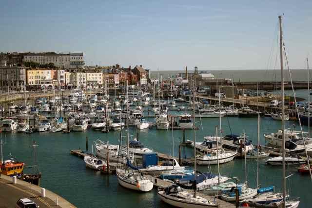 Ramsgate marina 15-9-13