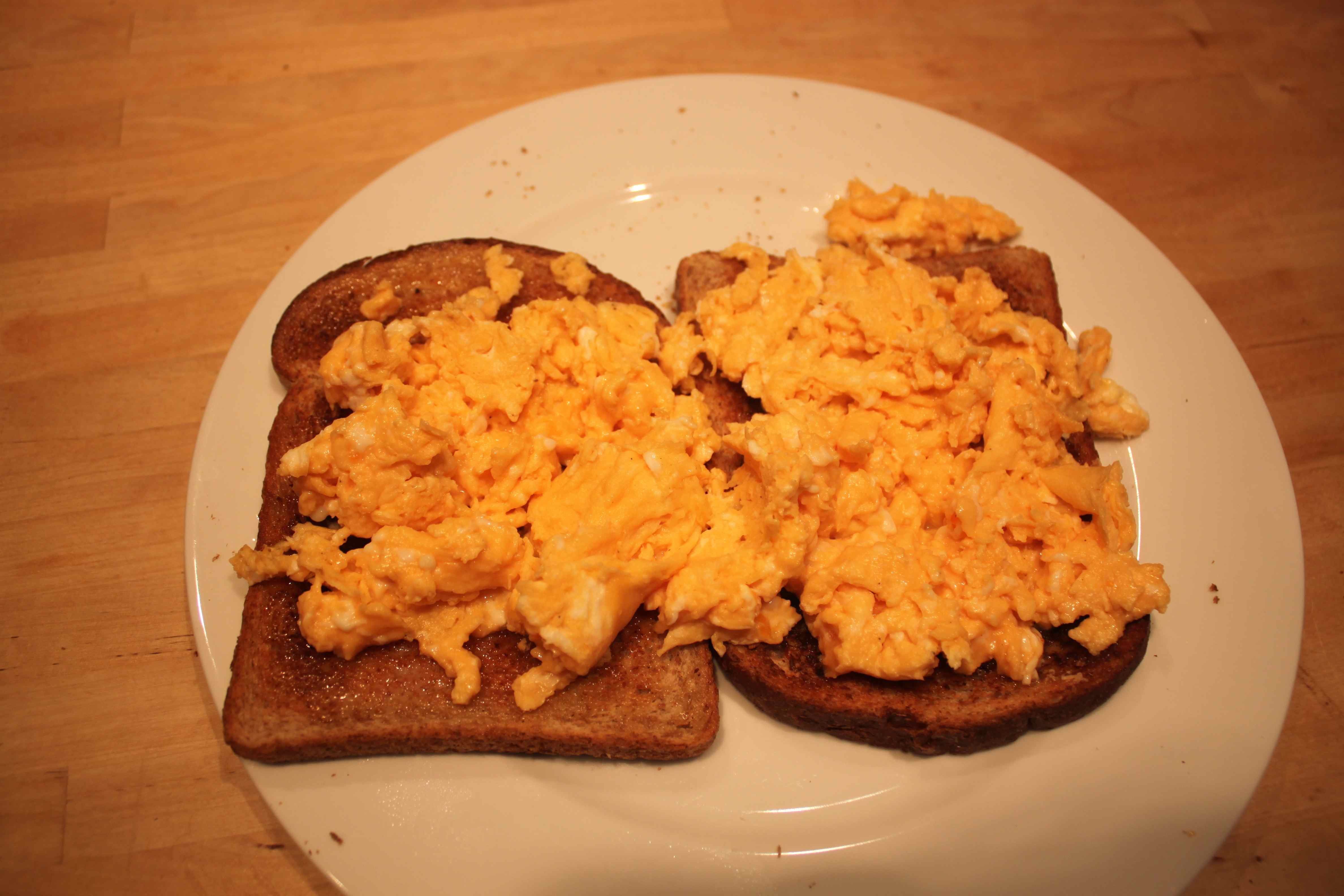 Juice And Scrambled Egg On Toast Fast Day 4 | Lose Weight and Gain ...