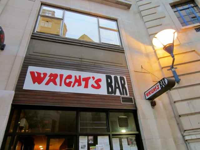 Wright's Bar