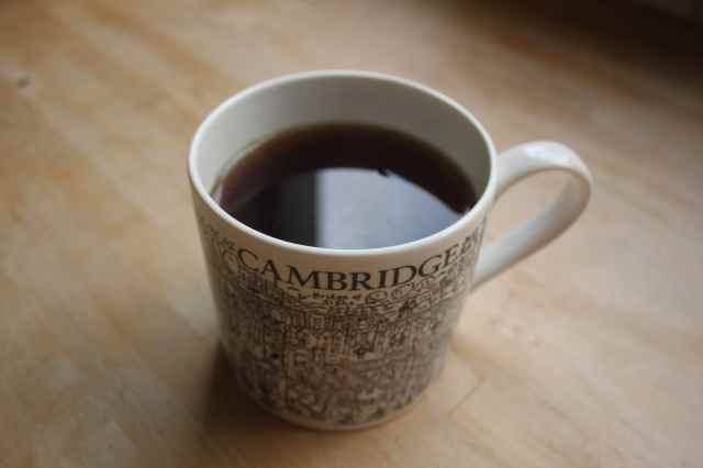 black tea Cambridge mug