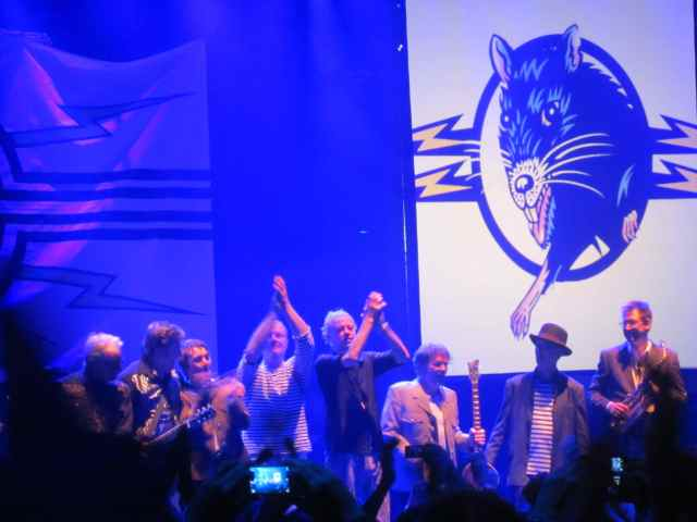 Boomtown Rats at Roundhouse