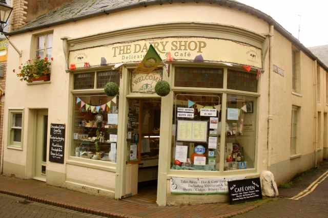 Dairy Shop Sidmouth