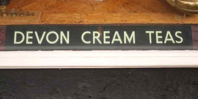 Devon Cream Teas