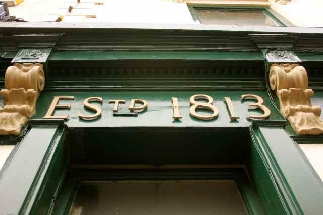 Estd 1813