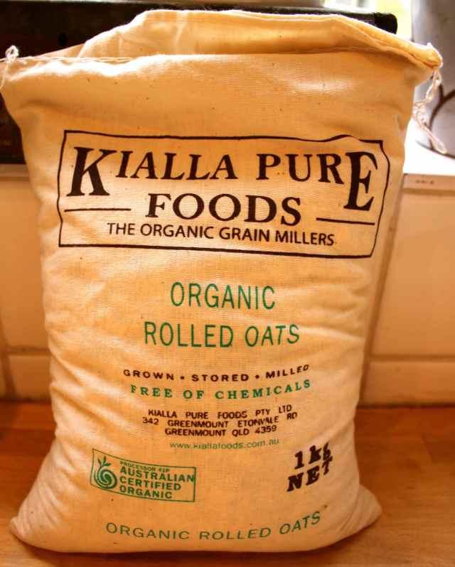 Kialla oats