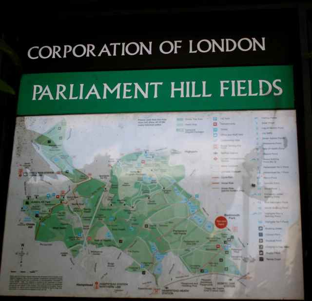 Parliament Hill Fields