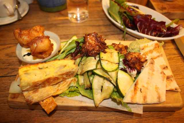 River Cottage Vegetable platter