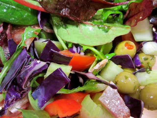 salad 10-10-10 2