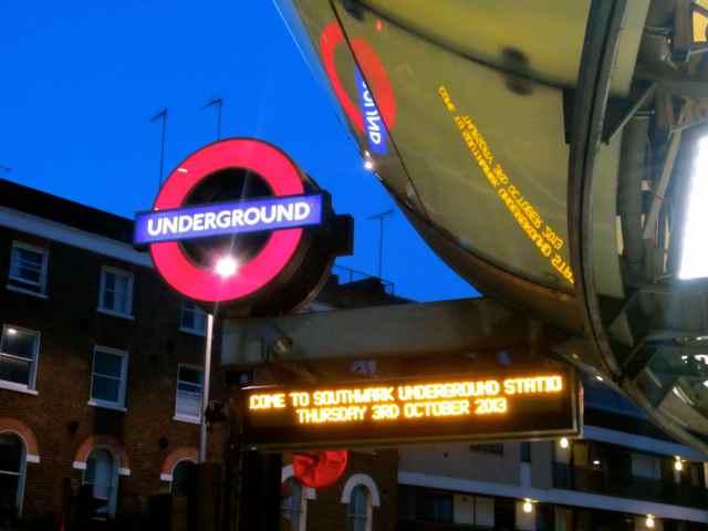 Southwark Tube