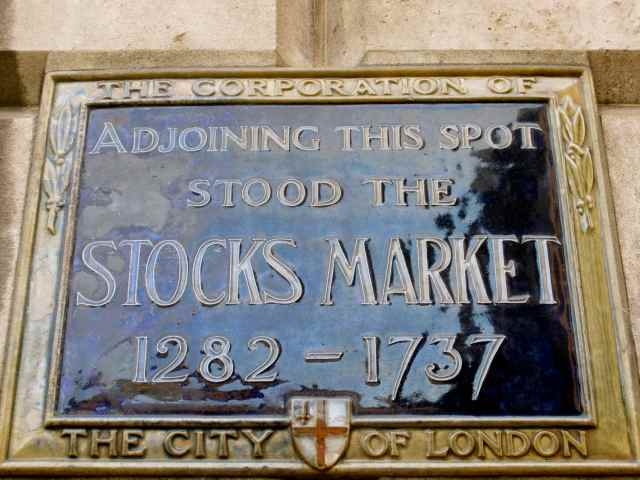 Stocks Market 1282 - 1737