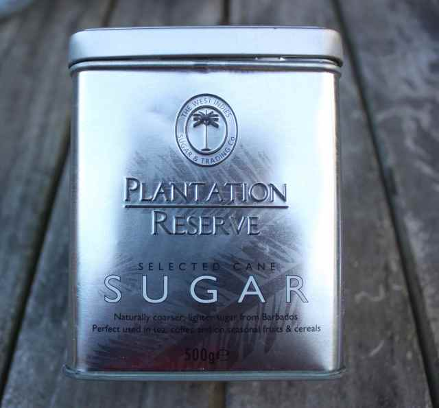 sugar from Barbados