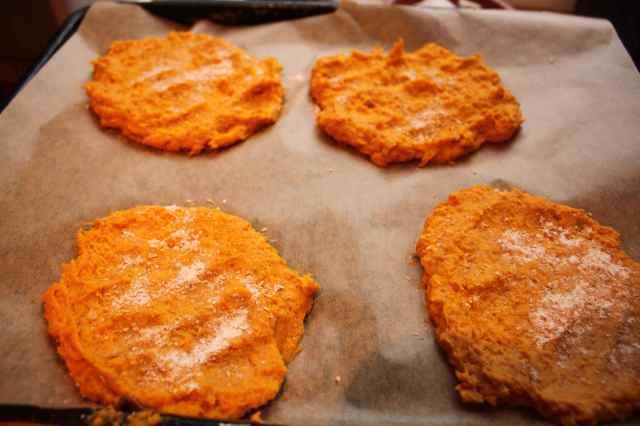 sweet potato breads